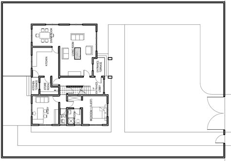in ground home plans ghana house plans accra house plan ground floor