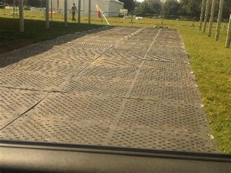 Ground Cover Mats by All Event Trackway Hire