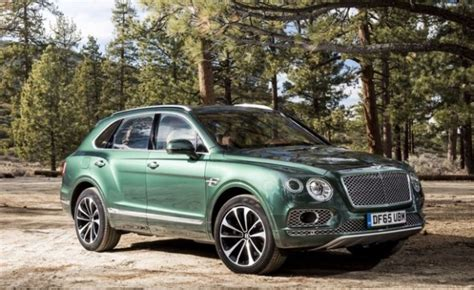 bentley suv price bentley bentayga suv sold out globally despite 266 090