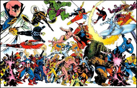 marvel universe the marvel universe is ending