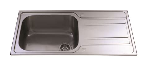 large single bowl sink cda ka71ss large single bowl sink in stainless steel