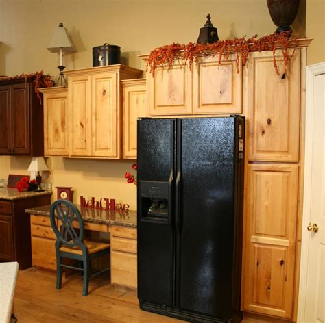 Knotty Alder Cabinets Kitchen Natural Stain And Kitchen Cabinets Knotty Alder