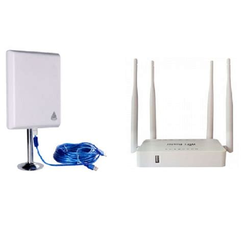 Router Openwrt pack router wifi repeater openwrt usb wifi adapter 36dbi panel