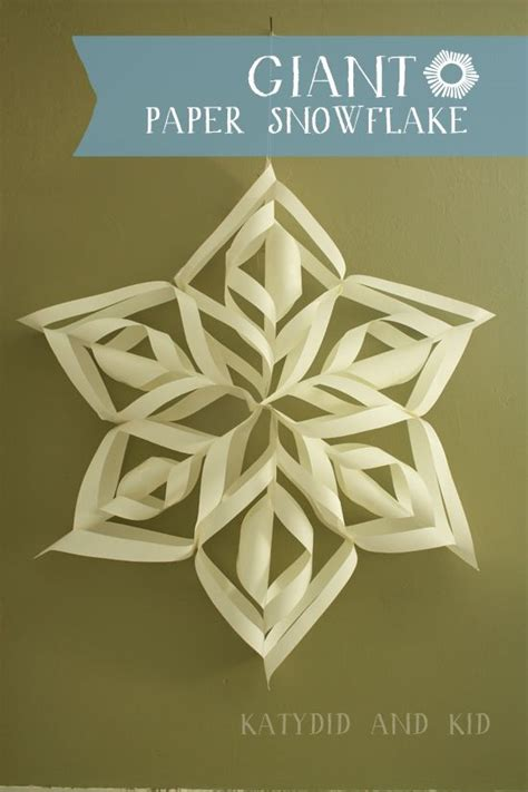 How To Make A Big Paper Snowflake - 17 images about sunday school and mission friends crafts