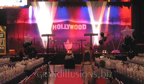 Home Theatre Decorations corporate events grand illusions