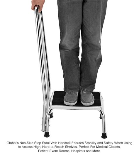 Non Skid Step Stool by Equipment Patient Room Global Step