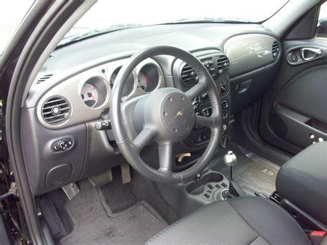 2003 chrysler pt cruiser interior pictures cargurus