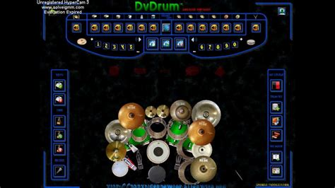 tutorial dany s virtual drum 2 dany s virtual drum slipknot wait and bleed youtube