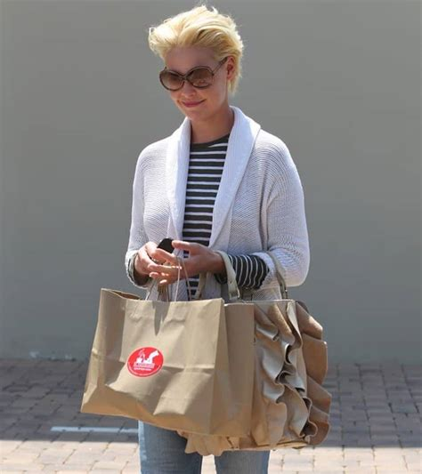 Be D Kan Kan Portfolio Shoulder Bag by Katherine Heigl Totes Be D Kan Kan Ruffled Clutch