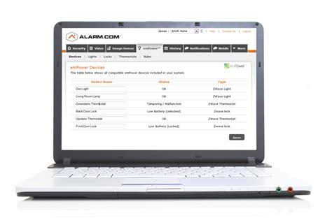 home automation assurance alarm