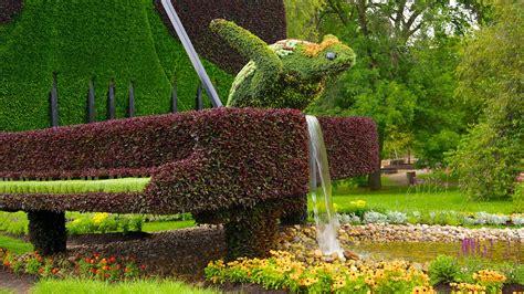 Botanical Garden Montreal Montreal Botanical Garden In Montreal Expedia