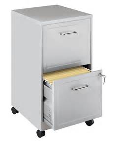 Office designs metallic silver 2 drawer mobile file cabinet