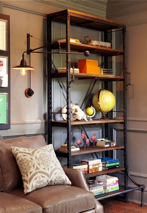 restoration hardware french library shelving copycatchic