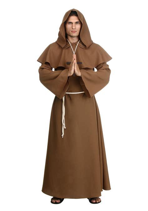 Monk Wardrobe by Brown Monk Robe