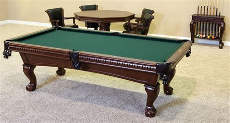 Pool Table L by C L Bailey Pool Tables Gameroom Concepts