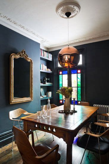 interior  london victorian terraced house  trunk