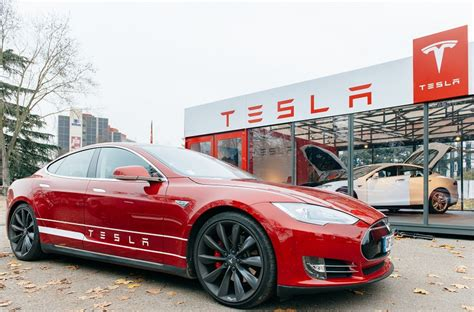 Tesla Motor Company Tesla Motors Estee Lauder Outfitters Stock Is It