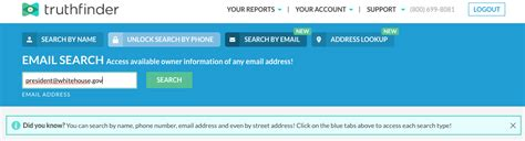 Truthfinder Phone Lookup Free Email Lookup Introducing A New Tool From Truthfinder