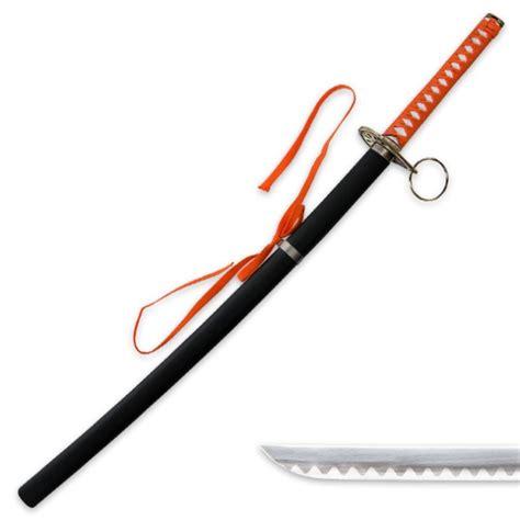 tiger katana orange tiger katana sword budk knives swords at