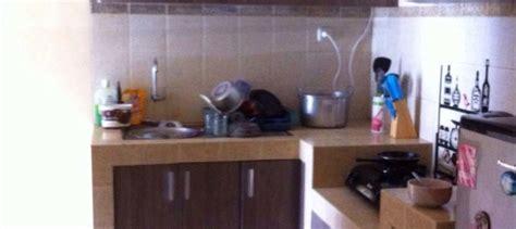 desain dapur kecil memanjang desain kitchen set dapur kecil kitchen set jakarta