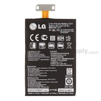 Baterai Battery Lg Nexus 4 E960 Bl T5 Original Baterai Battery lg nexus 4 e960 battery etrade supply