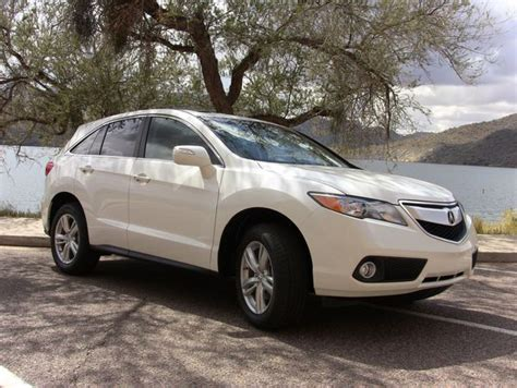 review the 2013 acura rdx grows with more power and