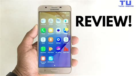 samsung galaxy  prime review youtube