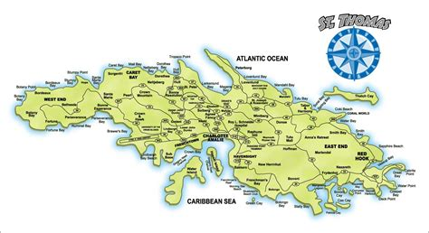 map st island map of st st forum tripadvisor