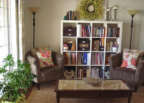 Living Room Into Home Office Living Room And Kitchen Tour Designs