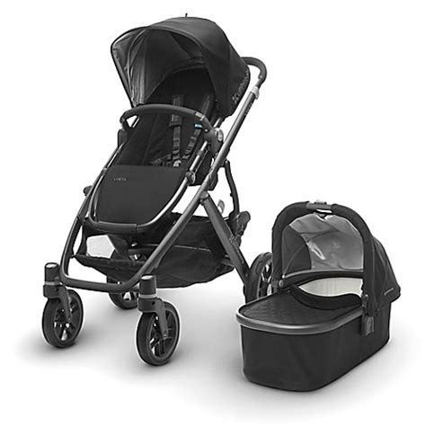 bed bath and beyond strollers uppababy 174 vista stroller in jake buybuy baby
