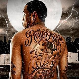 lloyd tattoos wallpedia lloyd banks