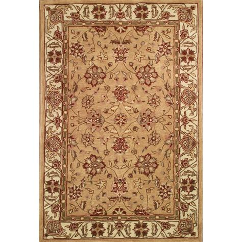 5 foot area rugs anglo beige classic area rug 5 x 8
