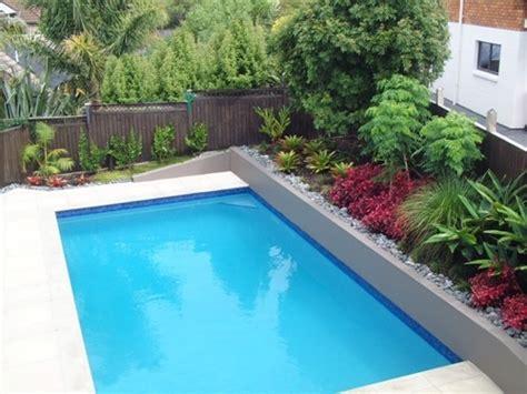 Backyard Swimming Pools Nz Changing Spaces Ltd Landscape Design Lifestyle Blocks