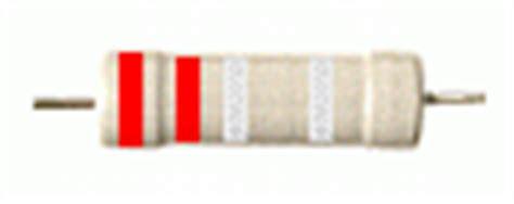 hobby hour resistor e12 series resistor color code exles