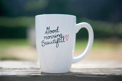 beautiful coffee good morning beautiful 14 oz coffee mug coffee coffee