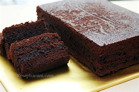 cara buat brownies kukus no mixer resep brownies milo kukus tanpa mixer ekonomis dan