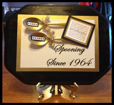 Www 50th Wedding Anniversary Ideas by 50th Wedding Anniversary Gift Crafts Ideas