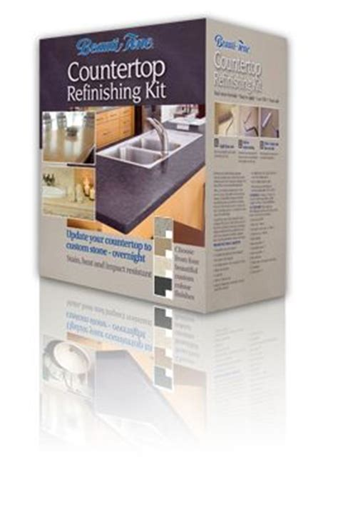 Laminate Countertop Refinishing Kit by Beauti Tone 174 Countertop Refinishing Kit In Either The