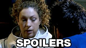 doctor who river song spoilers dark chocobo 100 whovian