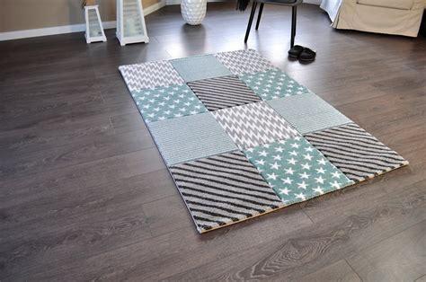 teppiche sterne hochwertiger design teppich relief tf 22 t 252 rkis grau wei 223
