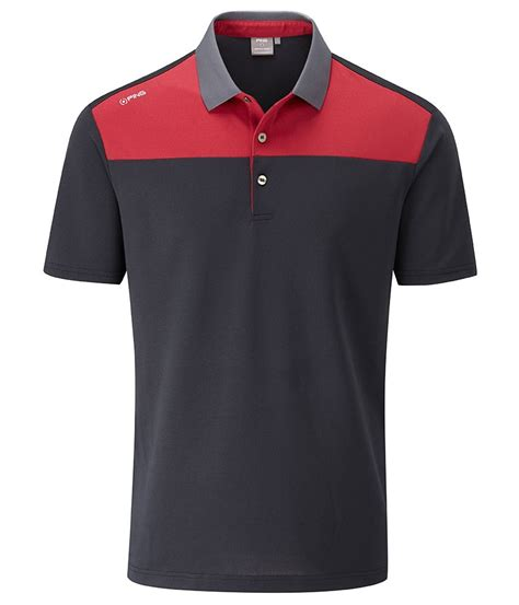 Polo Ping ping collection mens polo shirt golfonline