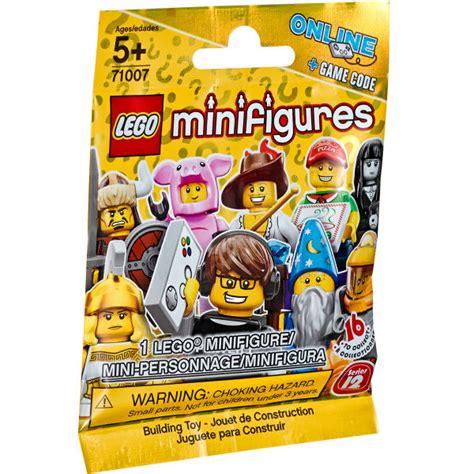 Sale Rock Lego Minifigures Series 12 Flp506 lego minifigures series 12 71007 toys zavvi
