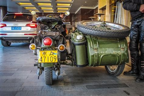 Motorrad Gespann China by Mit Dem Motorradgespann Durch Peking Reisefreunde