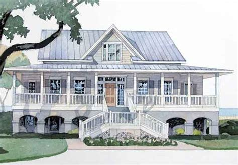 georgia house plans georgia river house cowart group southern living house