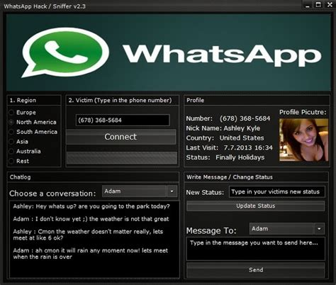 tutorial whatsapp sniffer android whatsapp sniffer apk for pc free download 7 5 mb