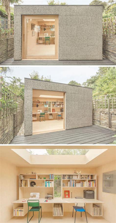 moderne gartenhäuser gartenhaus mit flachdach geniesser garten gartenhaus