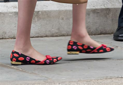 Style Shoes everyone is talking about theresa may s shoes photos