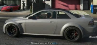 gta  ubermacht sentinel xs orczcom  video games wiki