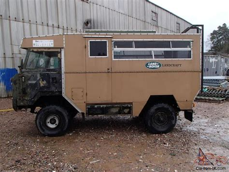 land rover 101 ambulance land rover 101 forward for sale land rover
