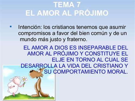 imagenes cristianas amor al projimo tema 7 el amor al projimo 6 186